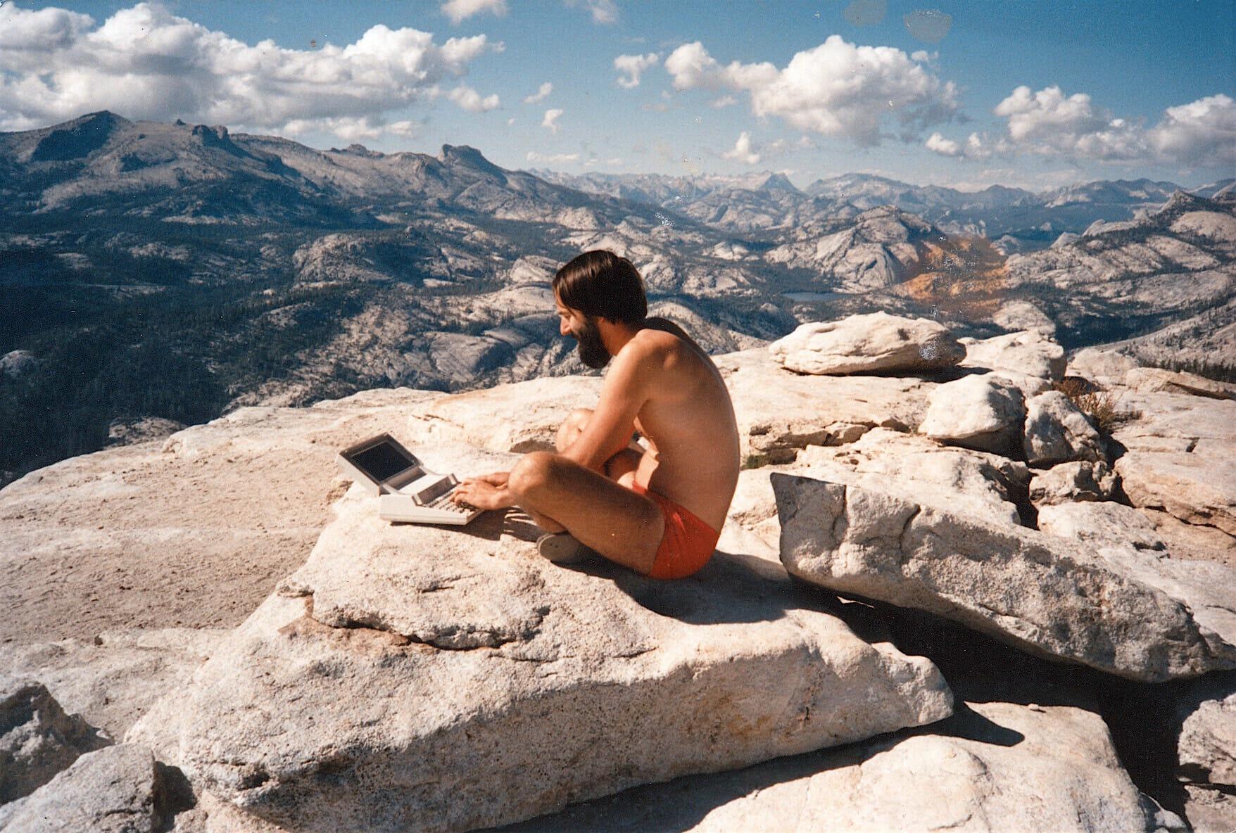 full orgie camping nær Yosemite