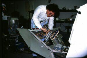 Zonker Harris wiring BEHEMOTH network