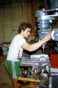 Jack Trumbull in 1983