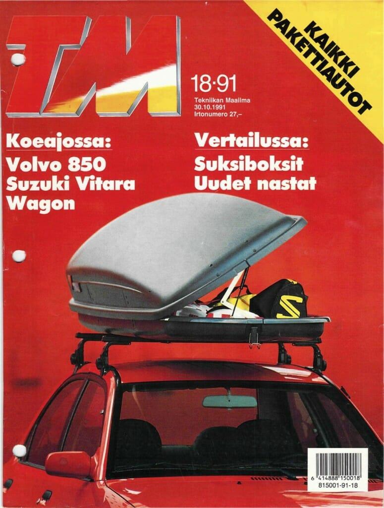 Tekniikan cover