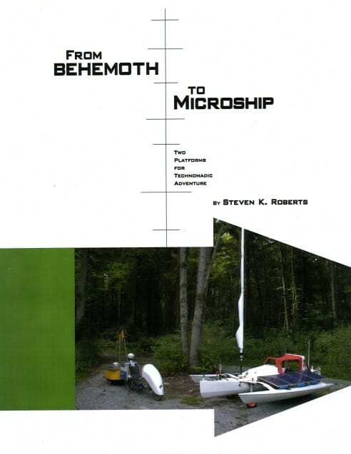 From BEHEMOTH to Microship book