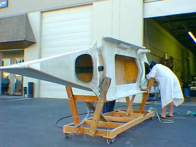 Microship sanding