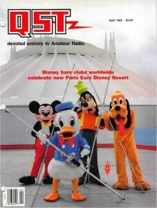 QST Magazine, April 1992 cover