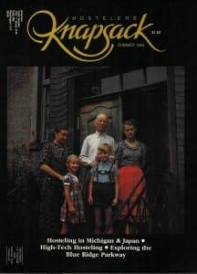 Knapsack cover - Summer 1984
