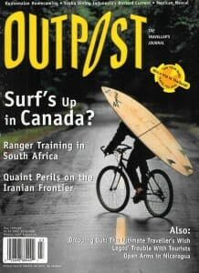 Outpost Cover May 1998