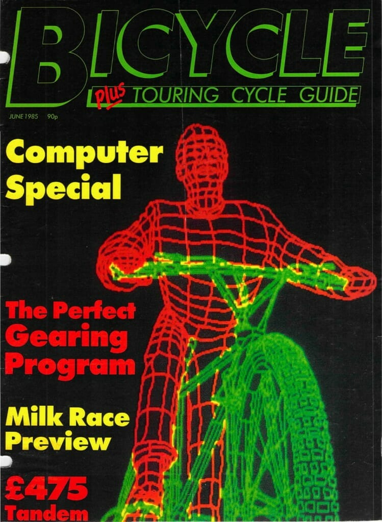Bicycle (UK) cover June 1985