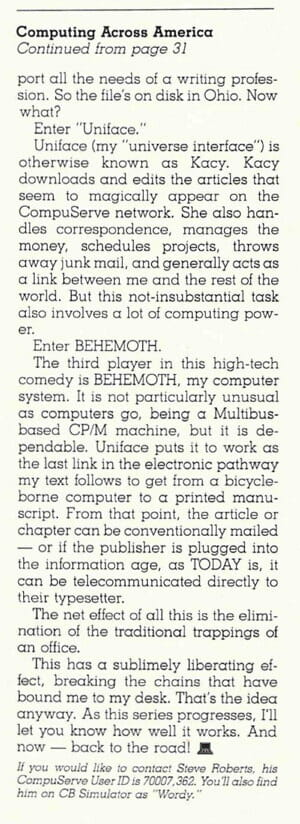 Computing Across America chapter 1, page 3