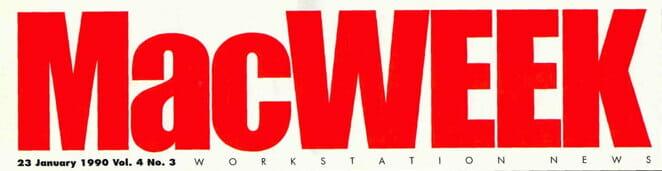 MacWeek Logo