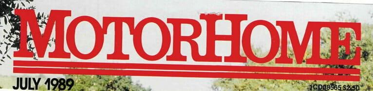 MotorHome magazine logo