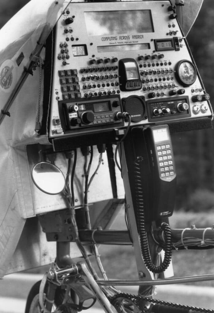 Winnebiko II Console