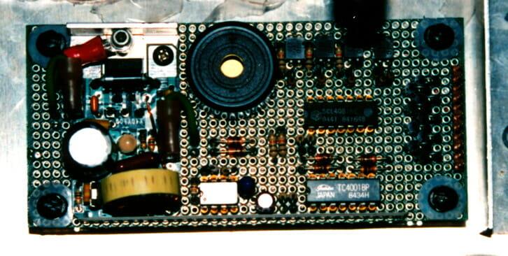 LED controller board on BEHEMOTH
