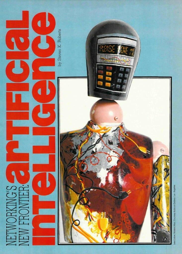 Artificial Intelligence - Online Today - Steven K Roberts - 1