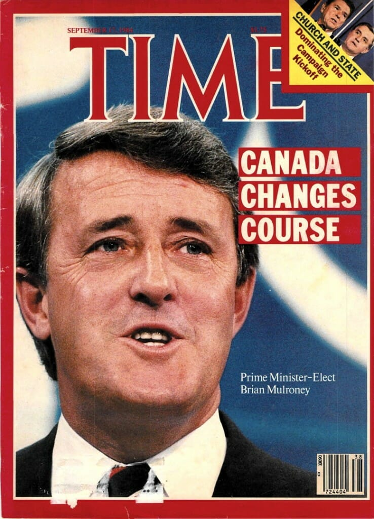 Time cover - September 17, 1984