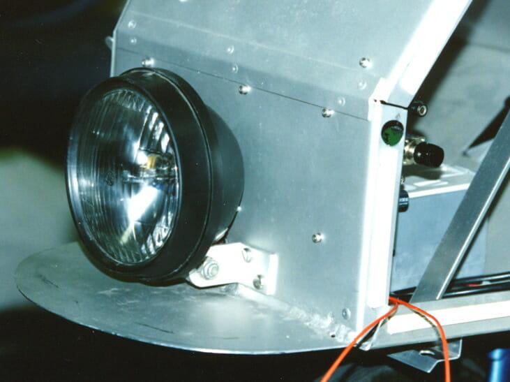 BEHEMOTH Headlight