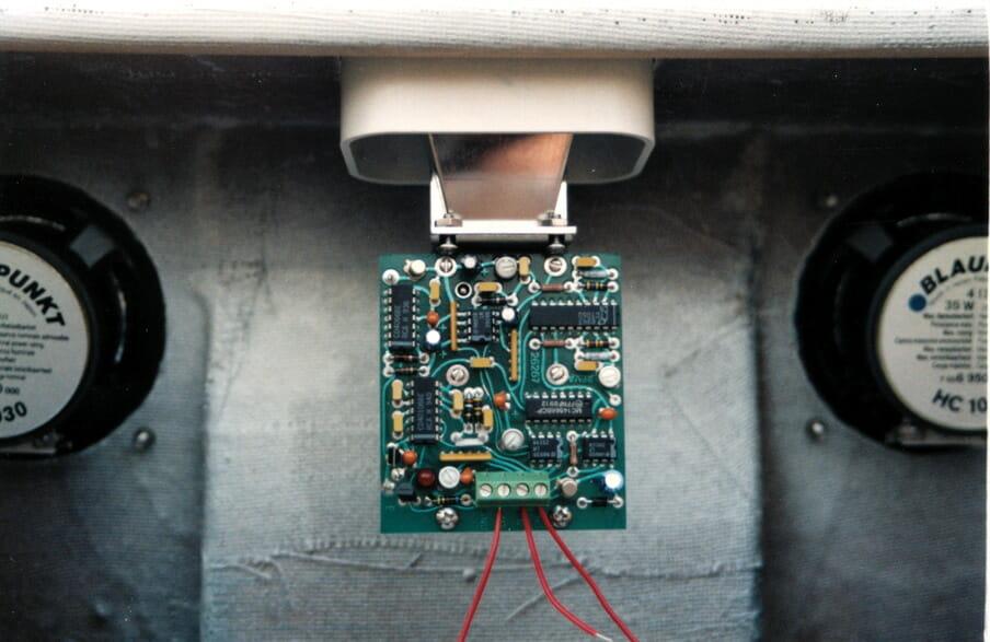 Alpha Microwave Motion Sensor