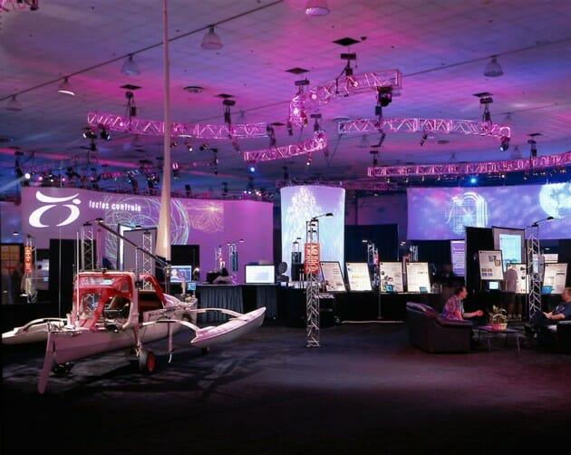 Microship at ACM Expo