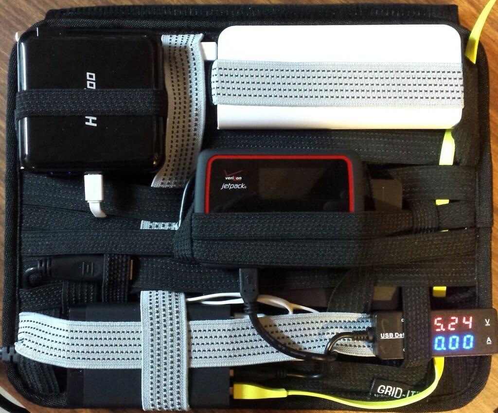 Backpack comm server slice
