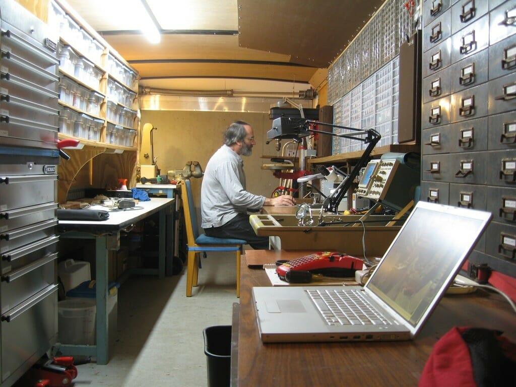 Polaris Mobile Lab