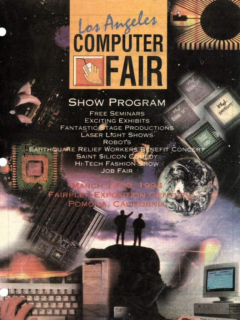 LA computer fair