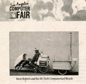 LA computer fair Roberts
