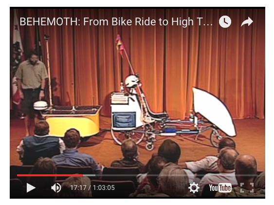 SKR with BEHEMOTH at CHM