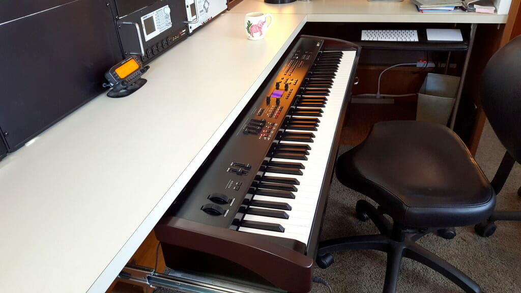 Piano Drawer on Datawake