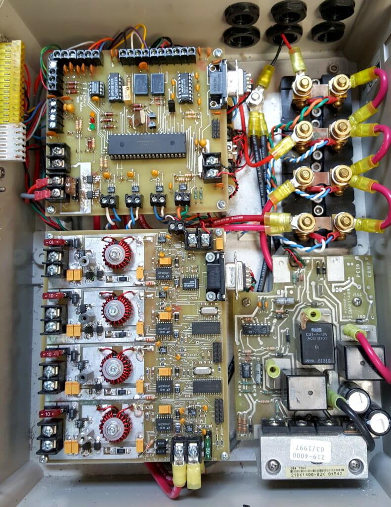 Microship Power Management
