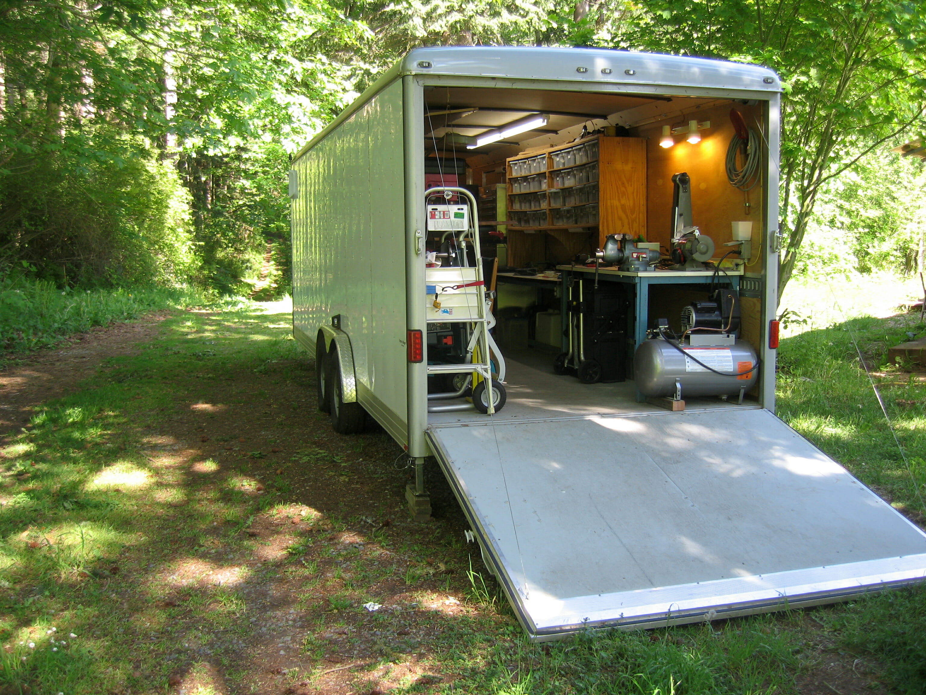 Make It Anywhere With A Mobile Lab Nomadic Research Labs