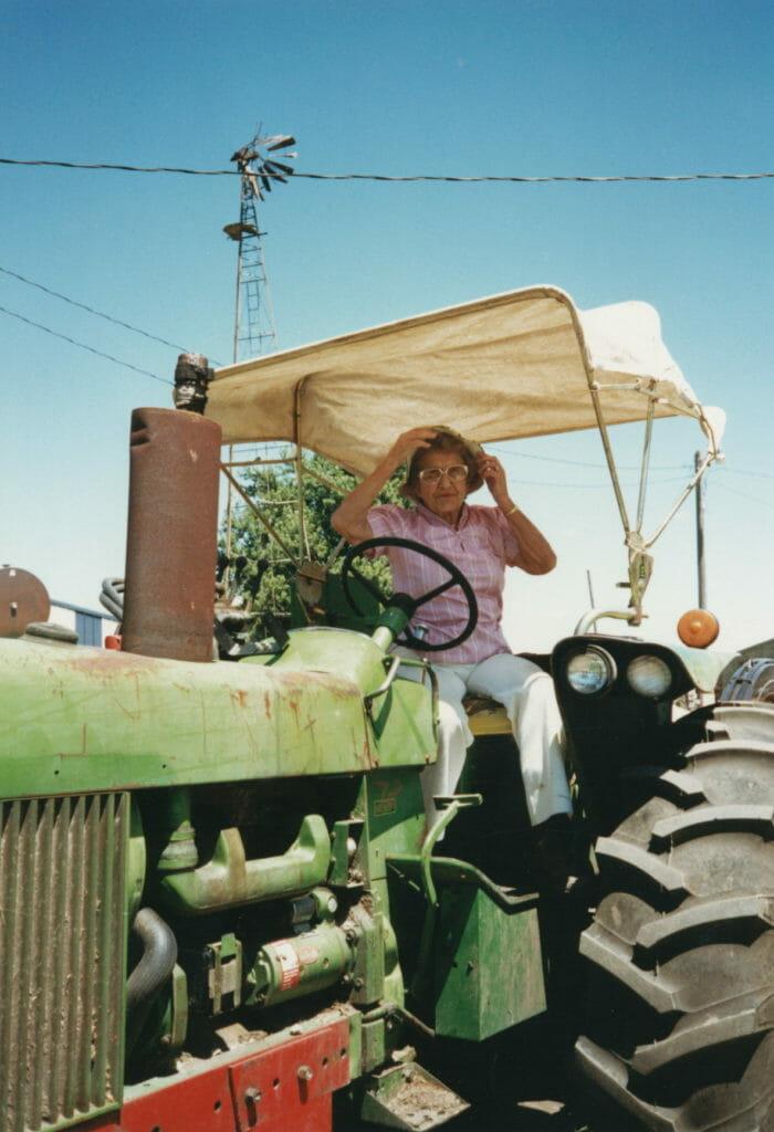 Jessie as Sawhill farm 1991