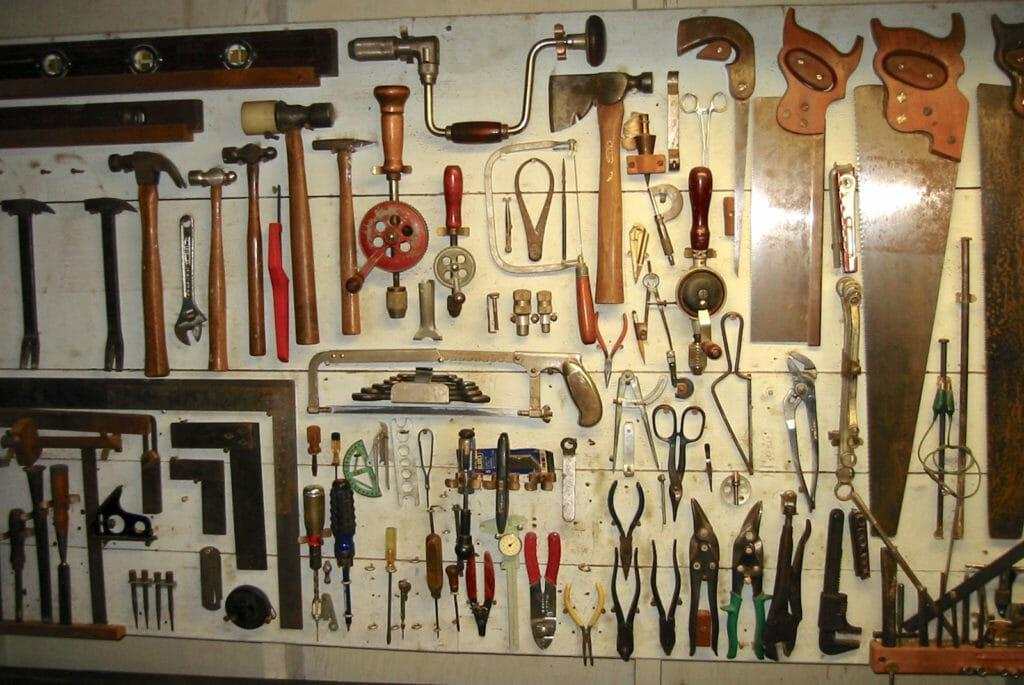 Ed Roberts toolboard
