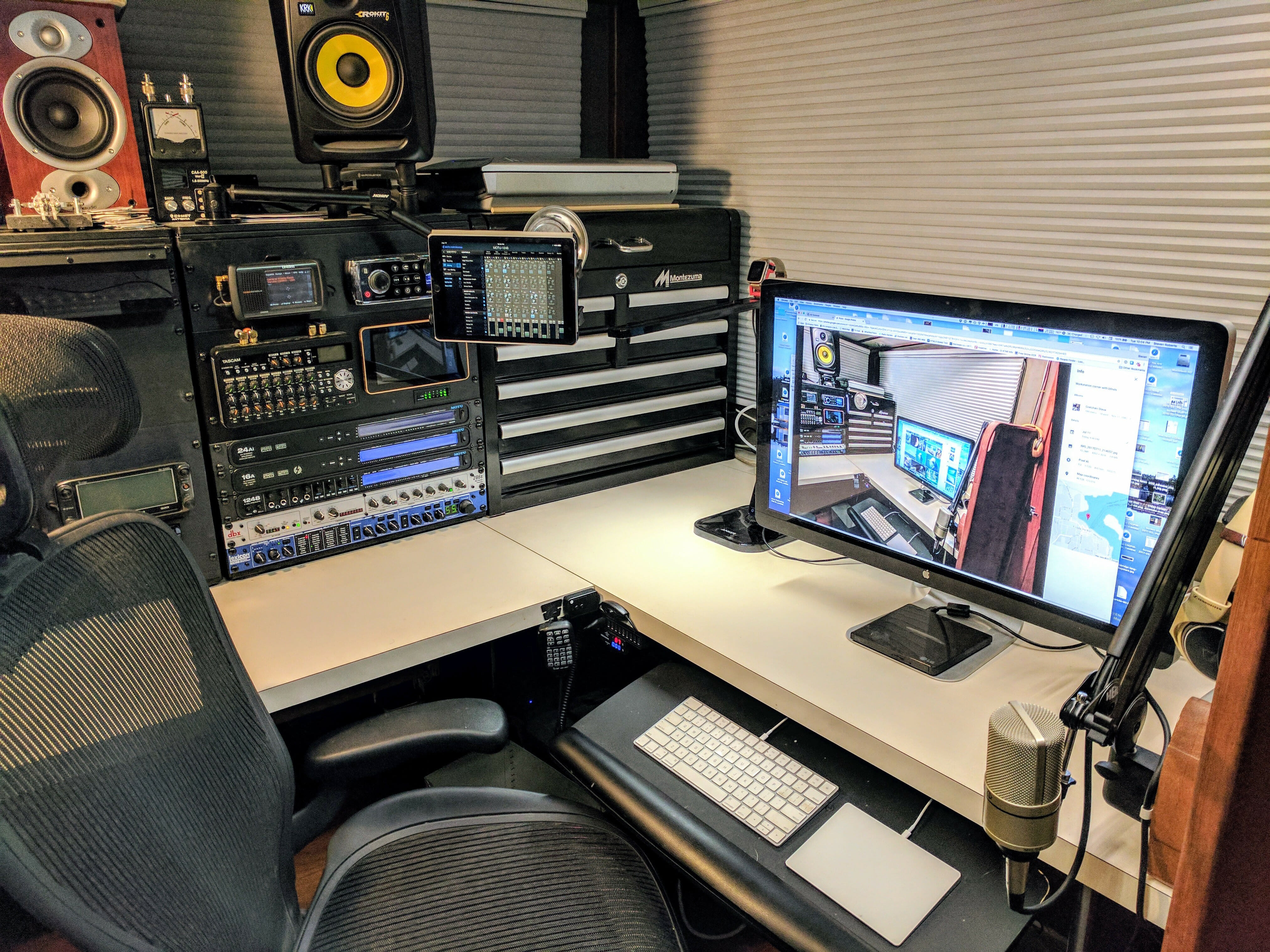The Datawake Console Nomadic Research Labs