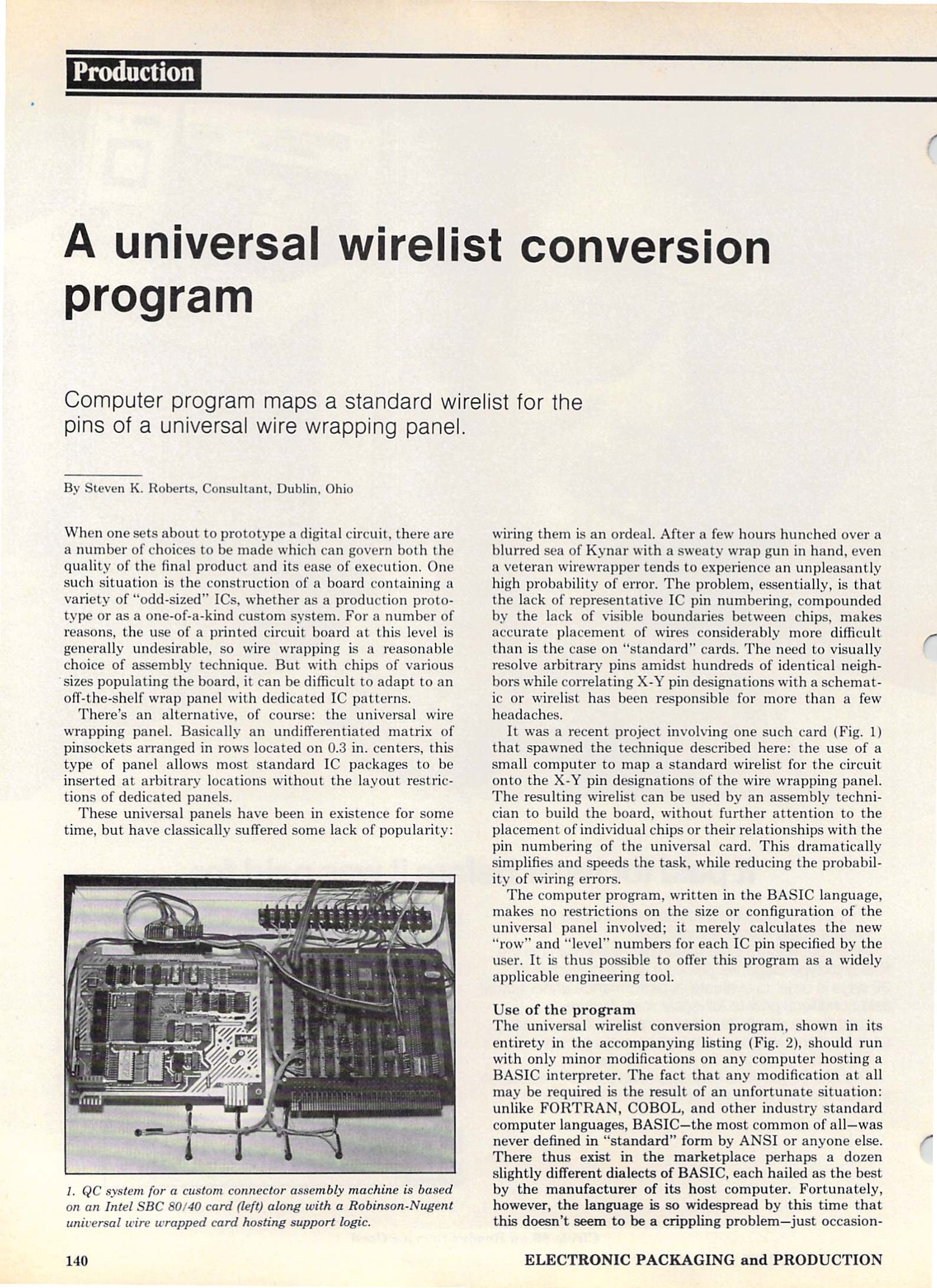 Universal Wirelist Conversion Program - Nomadic Research Labs